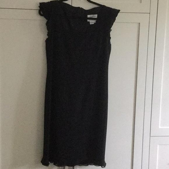 Rickie Freeman for Teri Jon Dresses & Skirts - Rickie Freeman for Teri Jon Silk Black Dress 12